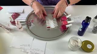 How To Make Nail Polish Red Mauve
