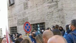 Roma. Assalto ai palazzi di potere, 30/03/2021