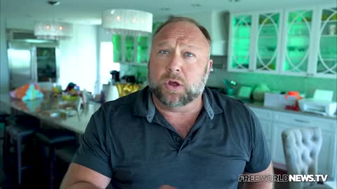 Alex Jones RIGHT! From the start. May 21/21