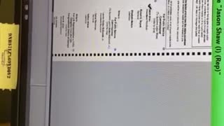 Secure election?