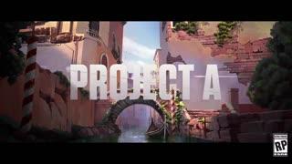 Valorant Announcement Trailer (Project A)