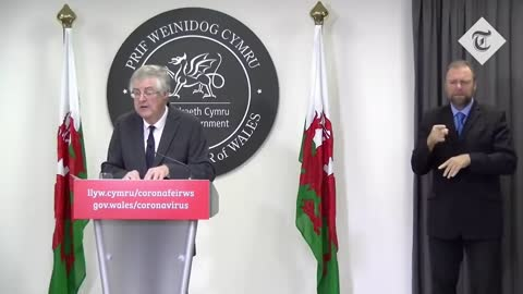 Stay at home': Wales announces two-week 'firebreak' lockdown