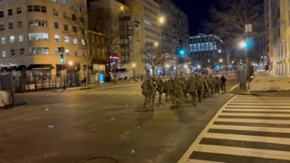 Washington, D.C. — Now Effectively Under Martial Law