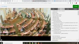 intro to override veto on sb298 a true Arkansas Sovereignty Bill in Arkansas House