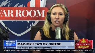 Marjorie Taylor Greene ON FULL BLAST!!!!
