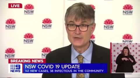 140 Hospitalized People Out Of 141 Cases In Sydney Had Both COVID Jabs, Other Had 1 Dose