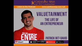 Patrick Bet-David Shares The Life Of An Entrepreneur
