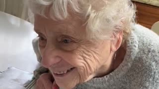 Husband Surprises Wife of over Sixty Years With Tattoo