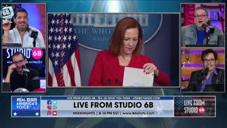 Crazy Town - Is This the Worst Jen Psaki Press Briefing of Them All?