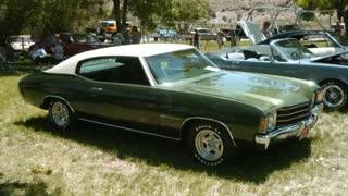 Outlaw Car Cruise 2008 Helper Utah