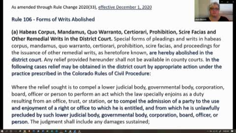 Quo Warranto Explained?