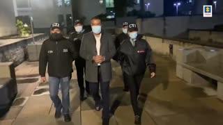 Capturado gobernador de Arauca, sindicado de tener nexos con el ELN