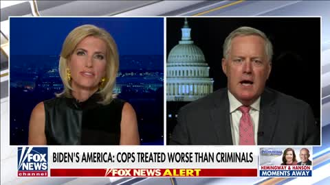 Mark Meadows: Democrats are siding with 'leftist activists' on police reform