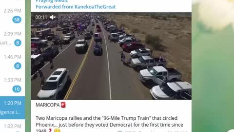 Maricopa 2020 Election seems legit - Not!!