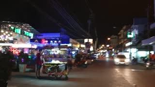 Lockdown pattaya city