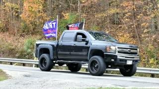 Trump Train 2020 oak hill ohio