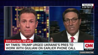 CNN's Chris Cuomo admits Biden 'absolutely' engaged in quid pro quo