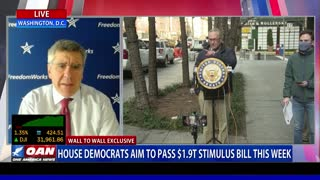 Wall to Wall: Economist Stephen Moore on Stimulus, Inflation Part 2