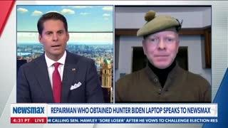 'I had Hunter Biden's laptop'