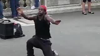 The Best Street Dancer In The World