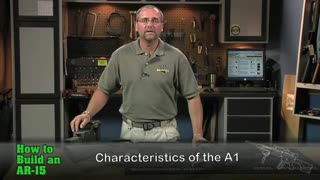 Brownells - 4 Characteristics of the A1