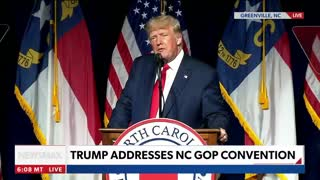 """Trump: """"The survival of America depends on our ability to elect Republicans at every level."""""""