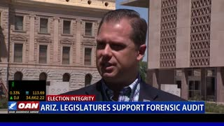 Ariz. legislators support forensic audit