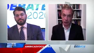 Farage, Kassam Discuss Debate