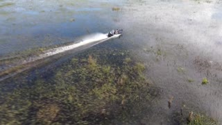 Riding in the South Florida Swamps