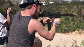 2020 Arizona Flying Circus - Fully Auto 9mm