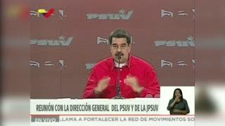 Maduro habló sobre la solicitud de extradición