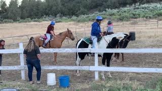 Saddle moved
