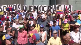 Guaidó pide ayuda extranjera