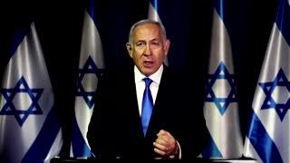 "Israel's Netanyahu calls ICC decision ""pure anti-semitism"""