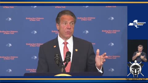 Governor Cuomo Declares State of Emergency on Gun Violence