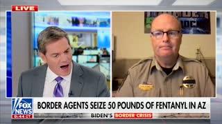 Arizona Sheriff on Spike in Drug Smuggling