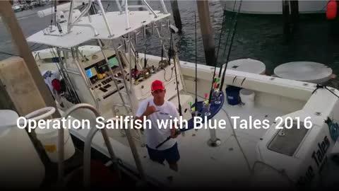 Operation Sailfish in 2016