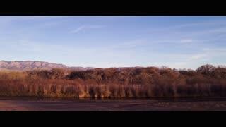 Alameda and the Rio Grande