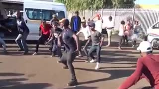 South Africa Dance Moves