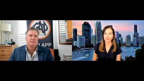 Episode 055 - Margie Interviews Former Australian Senator Rod Culleton