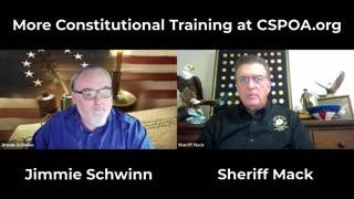 Sheriff Mack Talks About Arizona Election Audit, Trump & More!