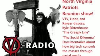 "Kyle Rittenhouse, ""The Creepy Line"" and ""The Social Dilemma"" Documentaries..."