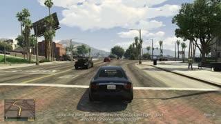 Grand Theft Auto Five Vangelico store theft Highest Gathering Info