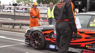 Watch: a very nice race car