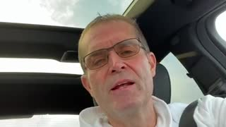 Wolfgang Greulich auf dem Weg nach Bremen