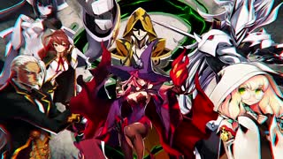 BlazBlue Central Fiction Official Jubei Introduction Trailer