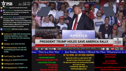 Episode 108 - Trump Rally Wrap-Up