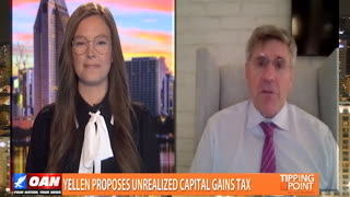 Tipping Point - Stephen Moore - Yellen Proposes Unrealized Capital Gains Tax