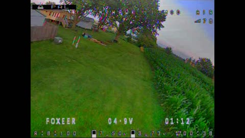 TinyHawk 2 Freestyle with Foxeer Cam