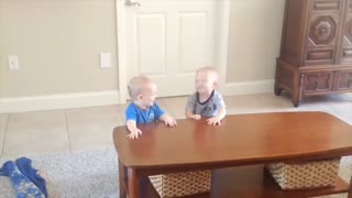 Funny scene of cute baby, Great video